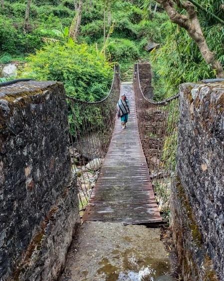trekking gorepani poon hill en cuatro días