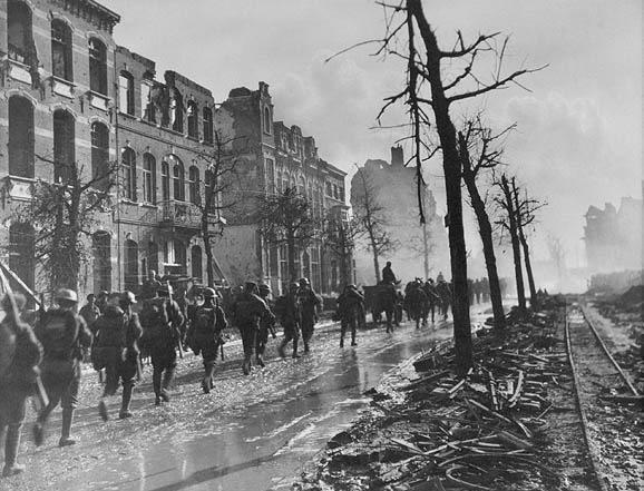 tropas primera guerra mundial. Qué ver en Ypres