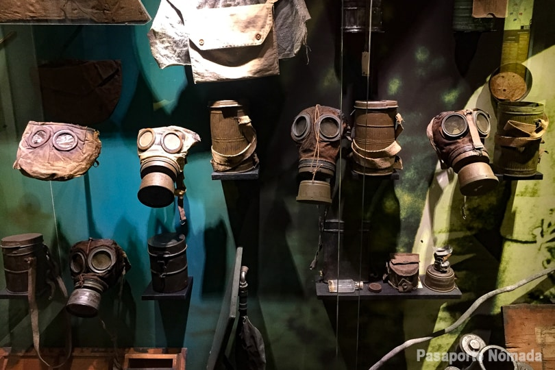 que ver en el saliente de ypres mascaras de gas museo conmemorativo paschendaele