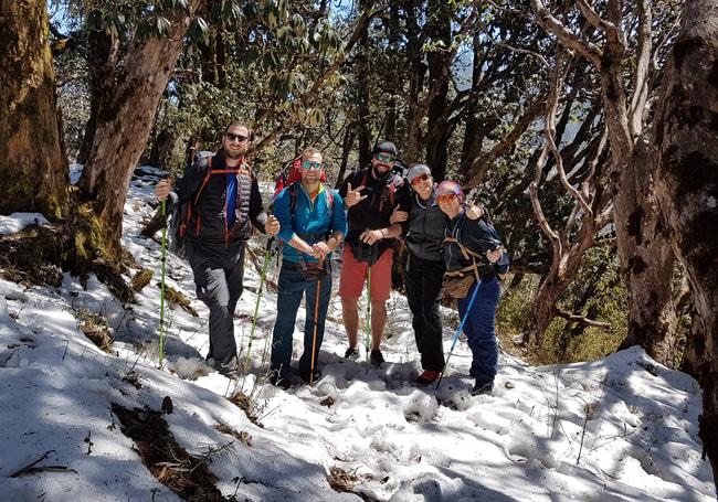 trekking_poon hill