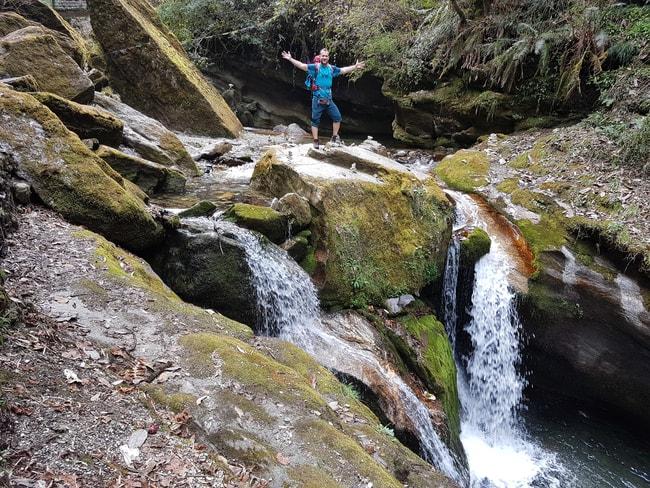 cascada trekking poon hill