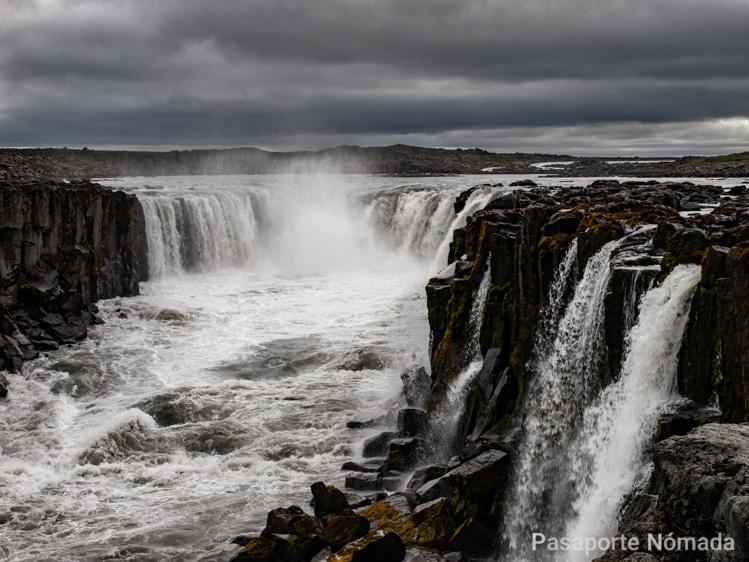 selfss una de las cascadas mas bellas de islandia