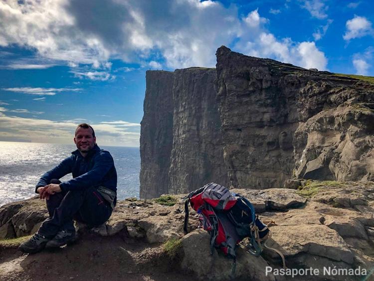 consejos para visitar los acantilados de vagar en las islas feroe