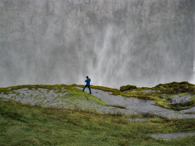 detifoss islandia ruta por la ring road