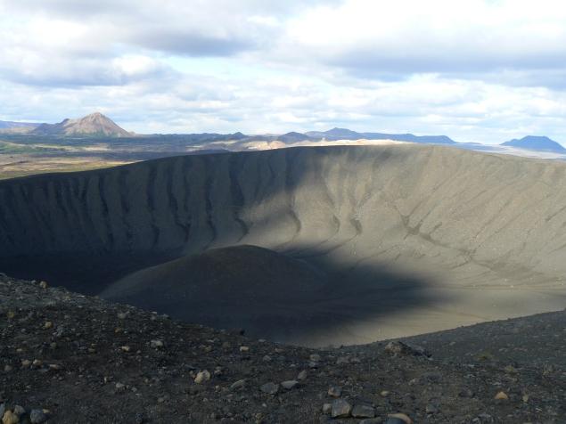 hverfjall islandia