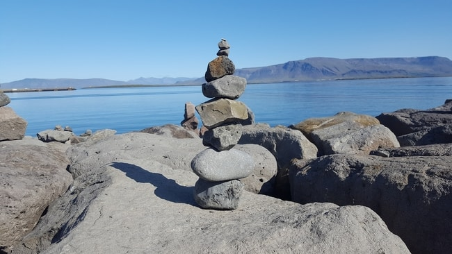 lago pingvallavatn-islandia