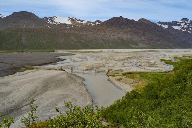 morsardalur islandia ruta en la ring road
