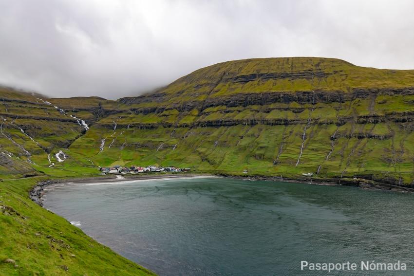 ruta por las islas feroes tjornuvik