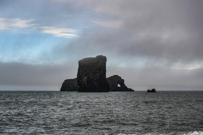 playa en vik islandia