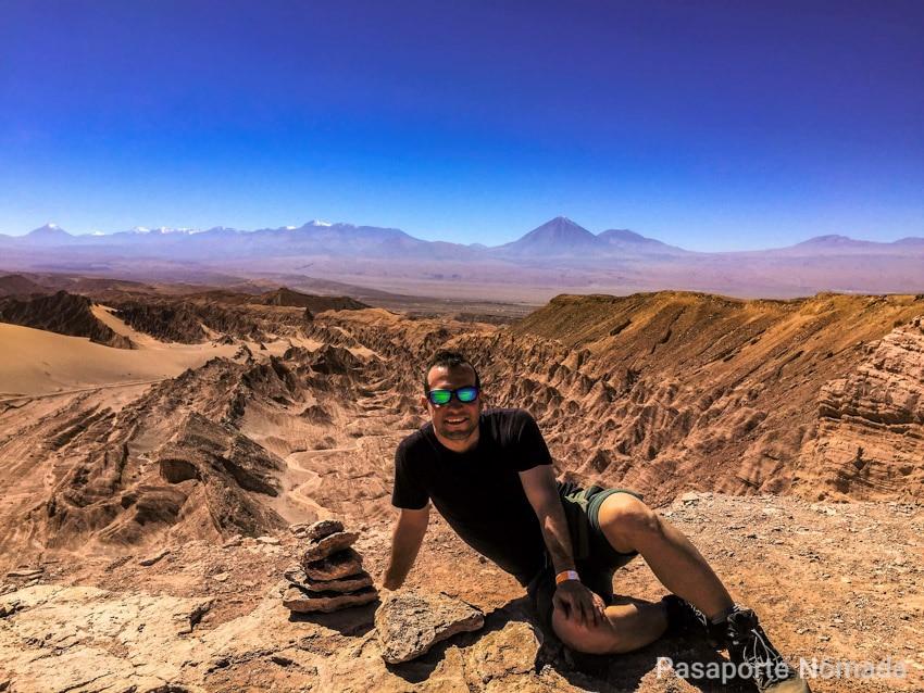 valle de la muerte en el desierto de atacama