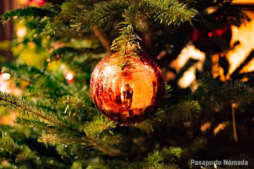 adornos navideños en colmar