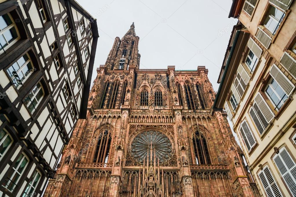 que ver en estrasburgo catedral notre damme
