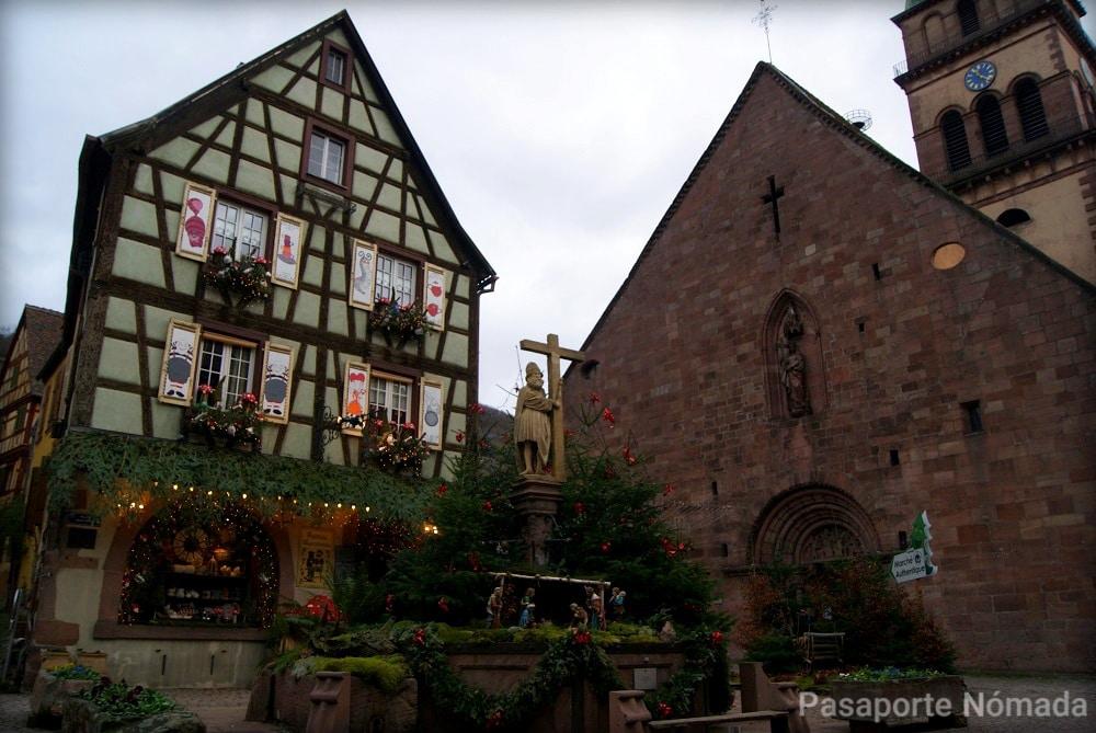 kaysersber aldea de alsacia