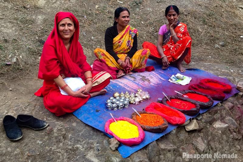 mercados en kathmandu