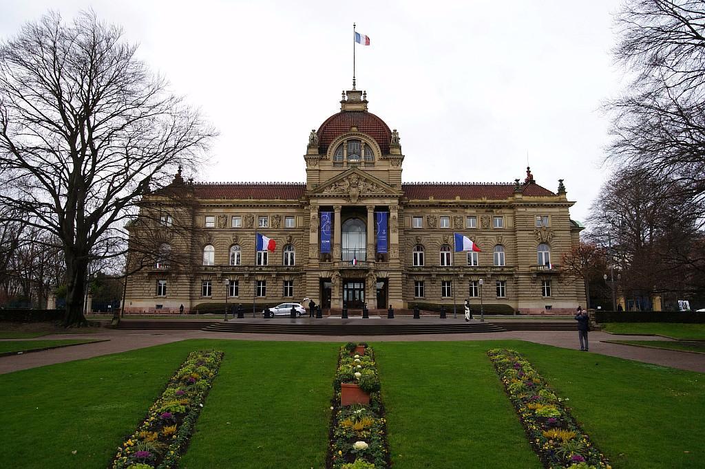 palacio del rhin estrasburgo