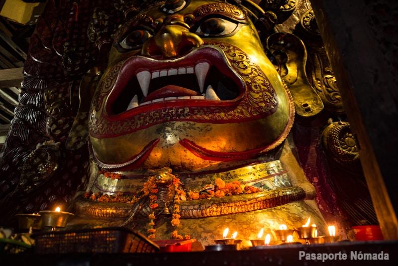 plaza durbar templos en kathmandu