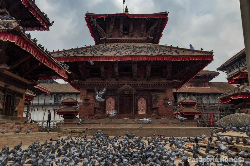 que ver y que hacer en kathmandu plaza durbar