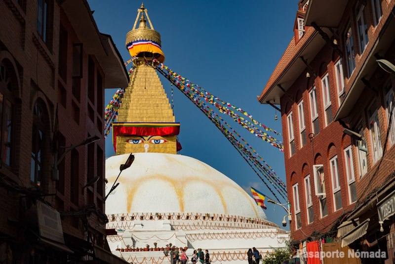 stupa de bodhnath kathmandu