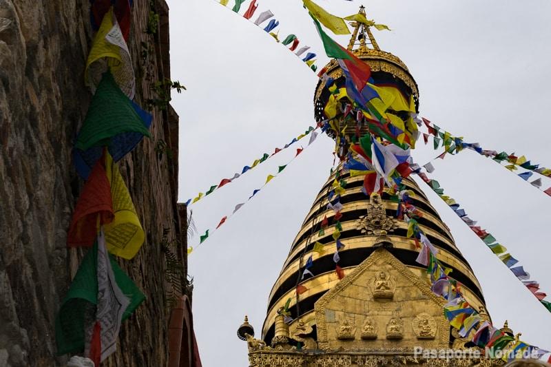 stupa swayambhunath kathmandu