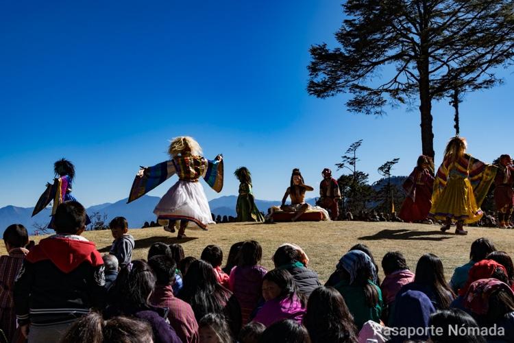 Druk-Wangyel-Tshechu-Butan