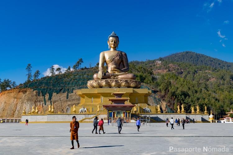 buddha dordenma tipvhu butan