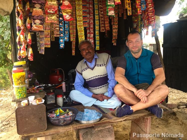 bazares en la india