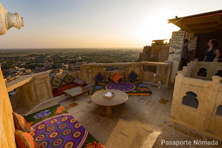 desert haveli guest house en jaisalmer
