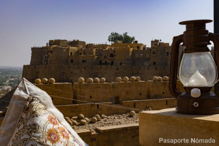 fuerte de jaisalmer la ciudad dorada