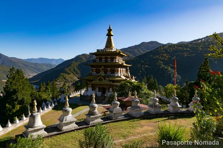 khamsum Yulley Namgyal que ver en Butan