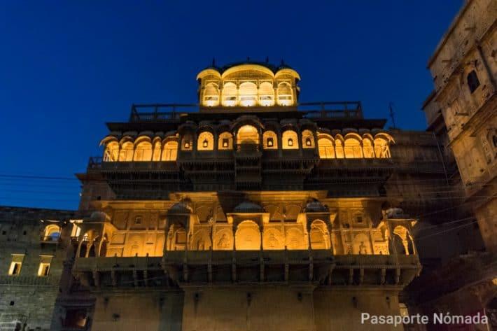 palacio real de jaisalmer