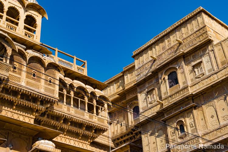 edificios en la ciudad de jaisalmer