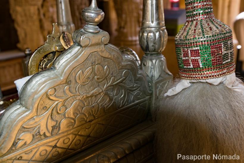 templo jaini en jaisalmer al norte de la india