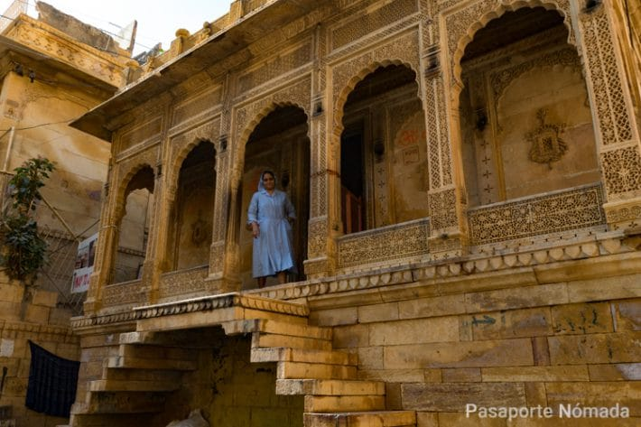 templo hindu de surya jaisalmer