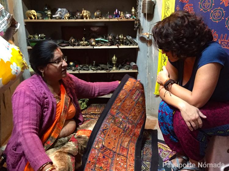 bobby la feminista de Jaisalmer