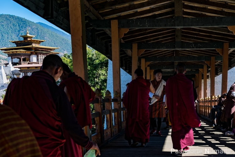 phunaka dzong butan