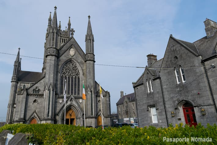 catedral de san cnice kilkenny