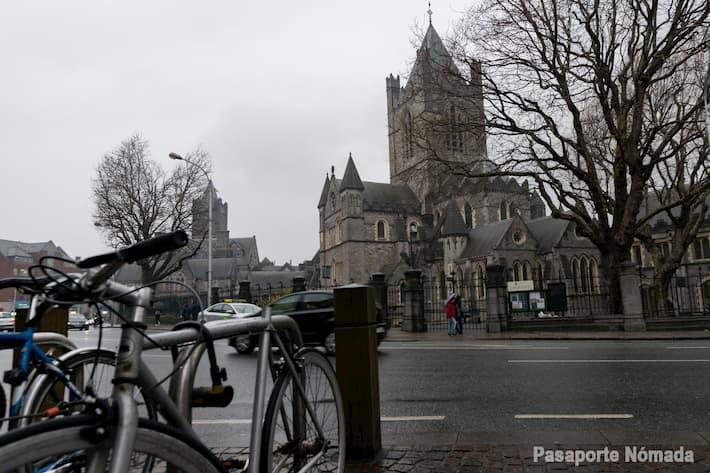 catedral christ church en dublin