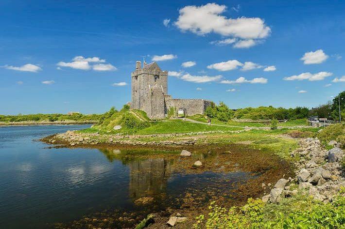 castillo de dungire irlanda