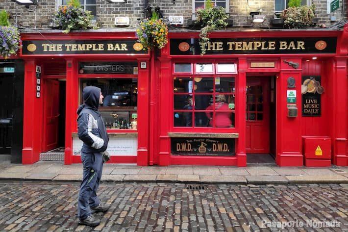 temple bar que ver en dublin