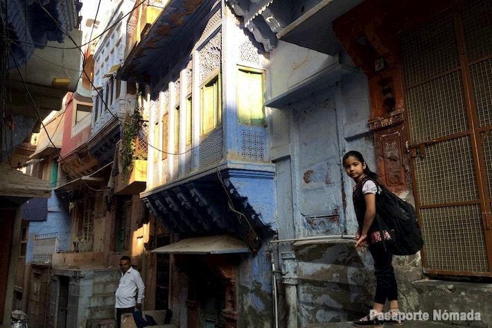 la ciudad azul jodhpur