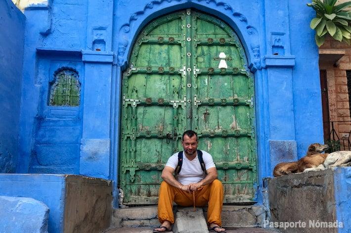 que ver en jodhpur la ciudad azul