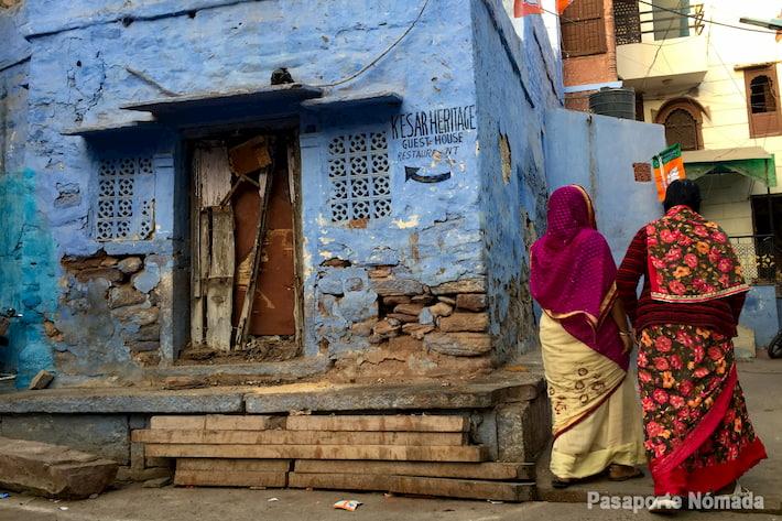 que ver en la ciudad azul jodhpur