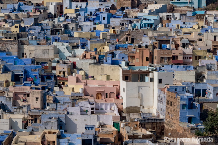 jodhpur la ciudad azul del rajastan