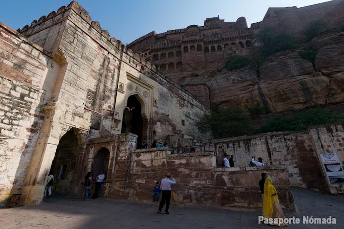 fuerte de la ciudad de jodhpur