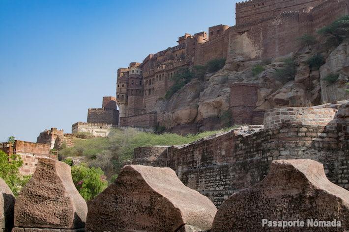mehrangarh que ver en jodhpur