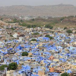que ver en jodhpur en 1 dia la ciudad azul