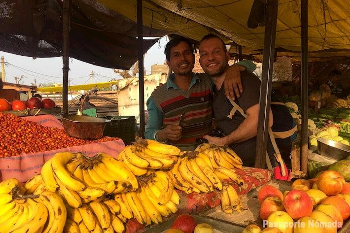 abhaneri ruta por el norte de india