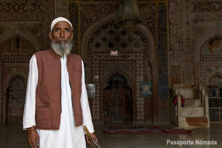 mezquita fahtepur sikri