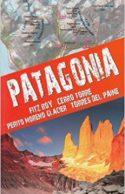 Mapa senderismo de la Patagonia