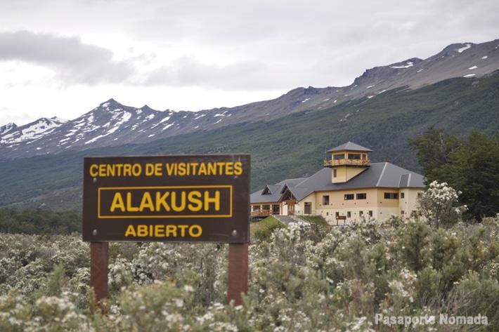 centro para visitantes alakush tierra del fuego